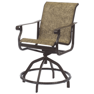 St. Croix Swivel Counterstool