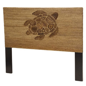 Island Breeze Turtle Weave Headboard