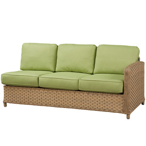 El Dorado Outdoor 1-Arm Sofa Right