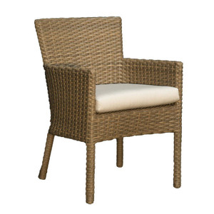 Lodge Outdoor Arm Chair