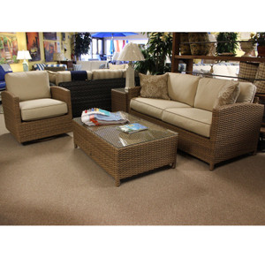 Lodge Outdoor 4pc Seating Set
