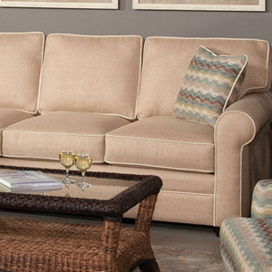 Bedford RSF 1 Arm Loveseat