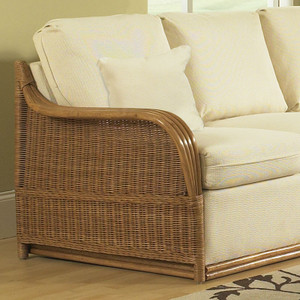Bodega Bay Sectional Left Arm Chair