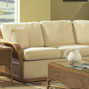 Bodega Bay Sectional Left Arm Loveseat