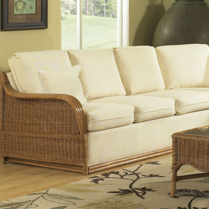 Bodega Bay Sectional Left Arm Sleeper Sofa
