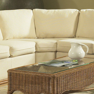 Bodega Bay Sectional Wedge