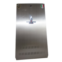 LHP-116 - Stainless Steel Front Panel Triangular Unit