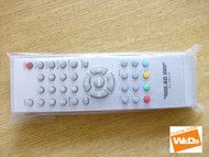 AG AG-2001/K LCD TV Remote Control