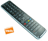 Samsung BN59-01054A Gunmetal Remote Control for LCD LED 3D TV's