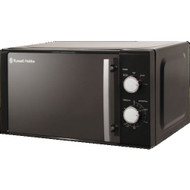 Russell Hobbs 20L 20 Litre Black Digital Microwave RHM2060B 800W 5 Power Levels