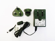 APD Asian Power Devices WA-18H12 Power Supply Adapter 12 1.5A UK EU Plug