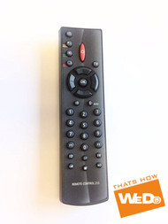 213 TV Text Remote Control