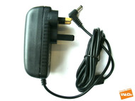 Roadstar FJ-SW2545E005 Power Supply AC Adapter UK LCD1082D 12V 2000mA