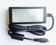 Jentec JTA0202Y Power Supply AC Adapter 5V 2A 12V 2A 5 PIN MINI DIN