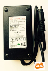 Coming Data CD CP1205 Power Supply AC Adapter 12V 5V 2A 4 PIN