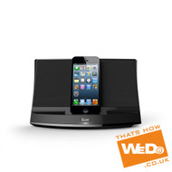 ILUV AUD3ABSBLK APPLE IPHONE 6 5S MP3 LIGHTNING MUSIC SPEAKER SYSTEM DOCK DOCKING STATION