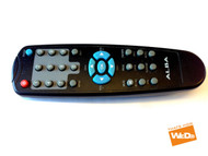 Alba Freeview DTV Remote Control STBX3