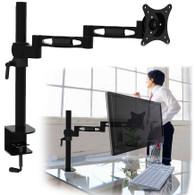 Single Arm PC Monitor Desk Mount