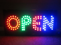 Open sign 3