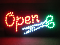 Open sign 4