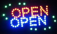 Open sign 6