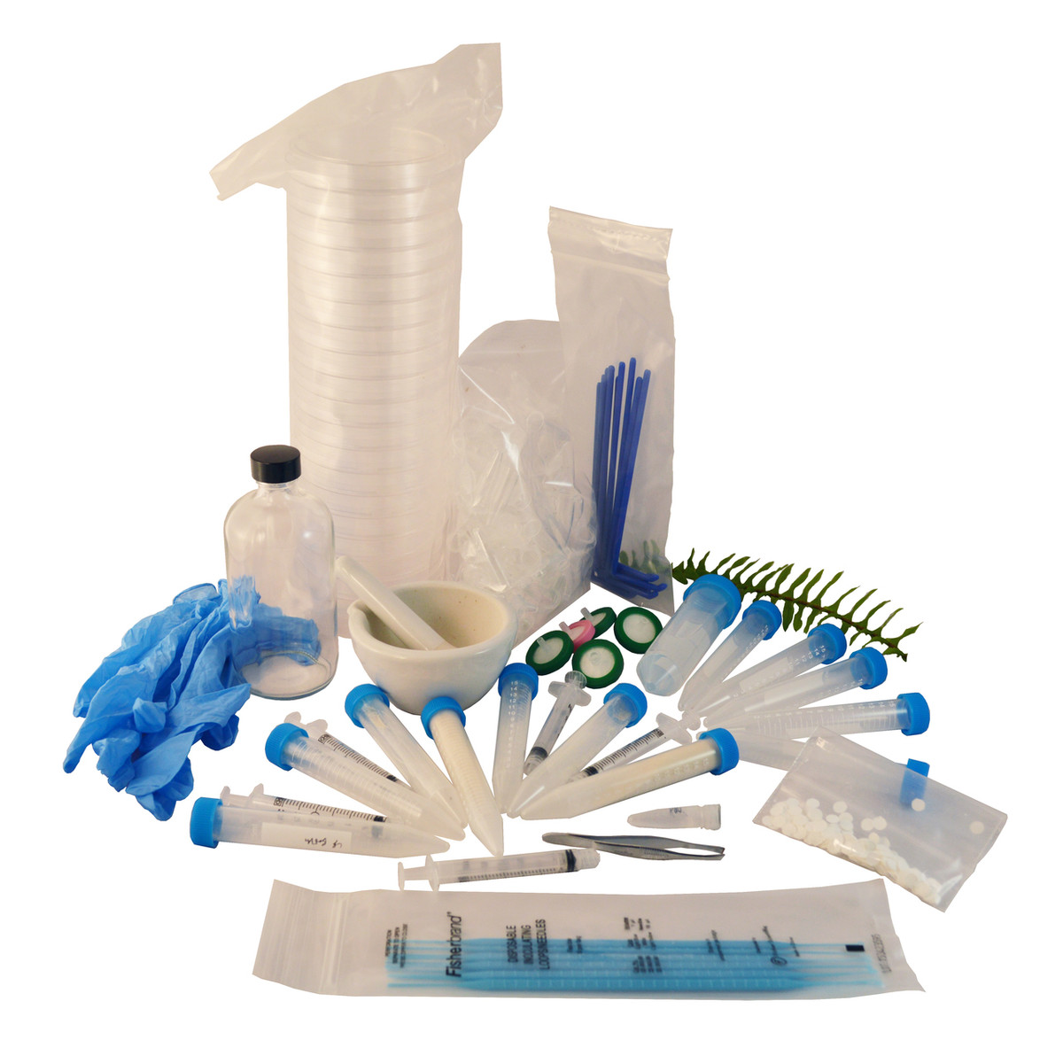 The ILIAD Project Kit - Find New Antibiotics at Home