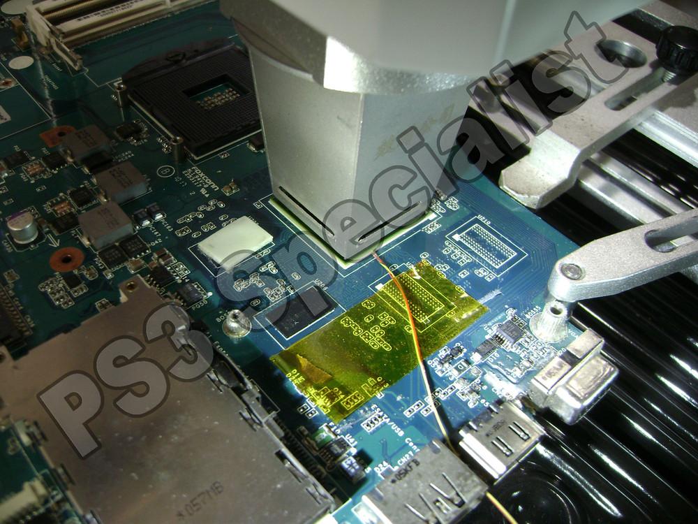 Sony Laptop Graphics card GPU Reballing service