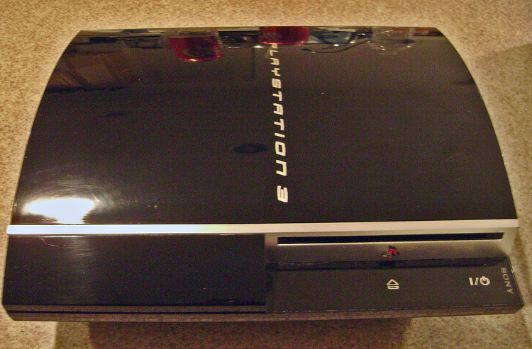 PlayStation3 console 40GB CECHG01 ( LEADED SOLDER)