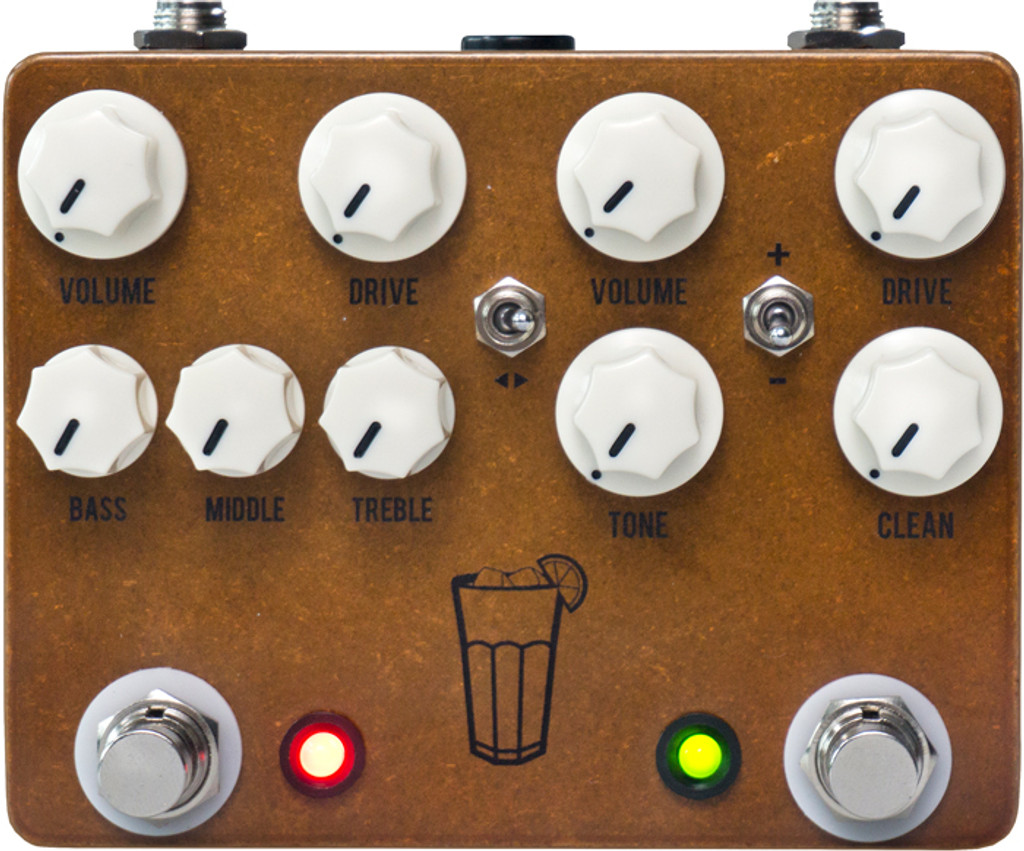 JHS Pedals Sweet Tea ~ (Overdrive / Distortion) NEW V3 (JHSST)