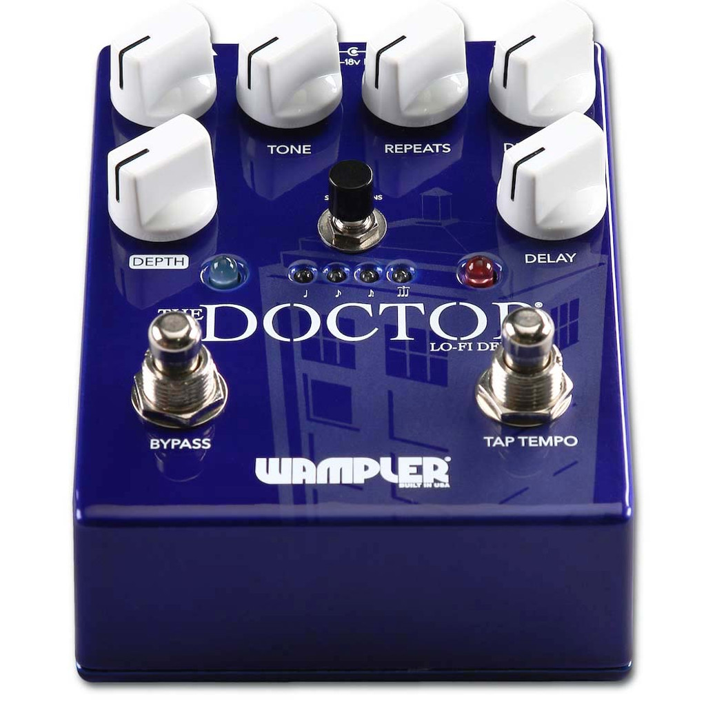 Wampler The Doctor - LoFi Ambient Delay (The_Doctor)