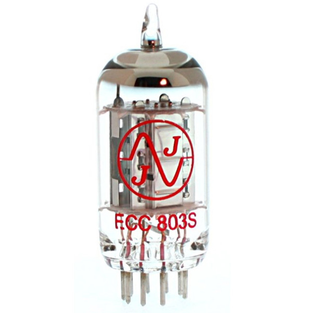 JJ Electronic Vacuum Tube ~ Pre-Amp 12AX7 Long Plate (12AX7 High Gain Replacement)