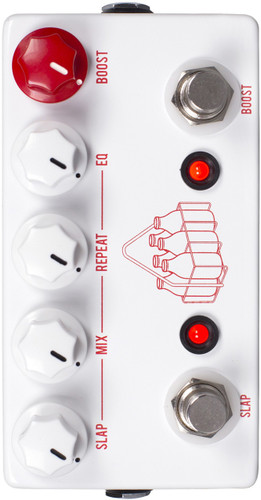 JHS Pedals ~ The Milkman Slap Echo/Delay with Boost