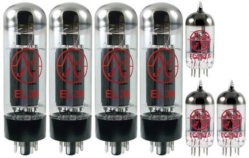 JJ / Tesla Vacuum Tube Amp Set ~ Marshall JMP 100W
