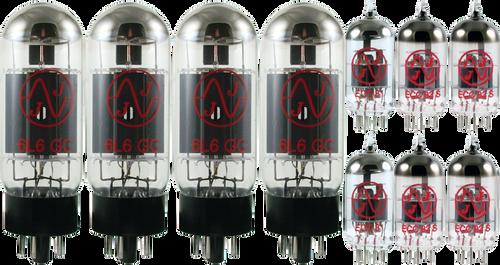 JJ / Tesla Vacuum Tube Amp Set ~ Fender Twin Reverb