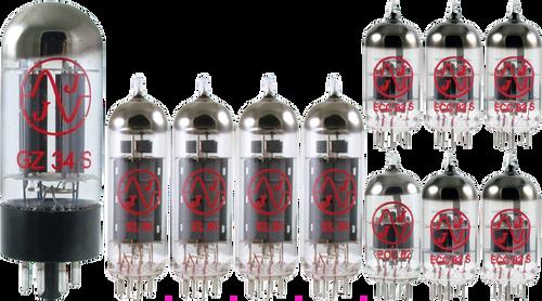 JJ / Tesla Vacuum Tube Amp Set ~ Vox AC30TB