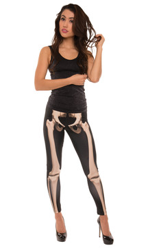 Skeleton Leggings
