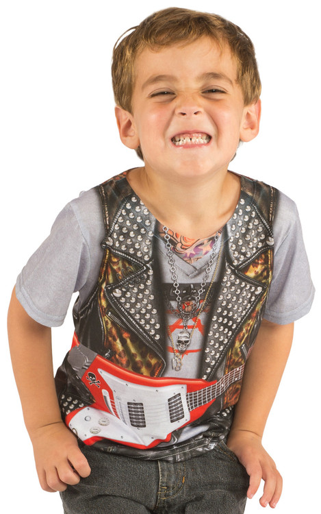 Faux Real Toddler Rockstar - Front