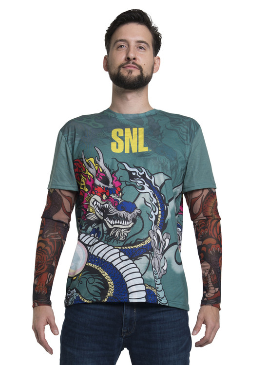 SNL Stefon Tattoo Shirt