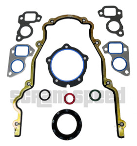 LSx Timing Cover Gasket Set