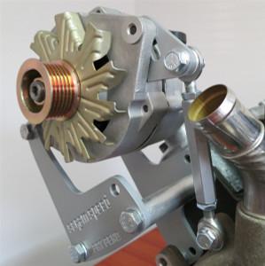 Scram Speed MaxCessory Two Position Alternator Bracket - Classic GM