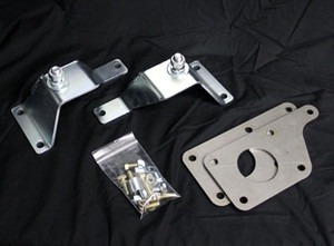 LS1/4.6 Adapter Plate w/4.6 Solid Mounts