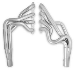 "HEADER, 1970-74 GM F-BODY LS SWAP, 1 7/8"" SILVER"