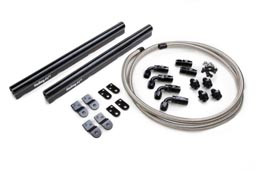 BILLET FUEL RAIL KIT -OE STYLE LS INTAKES
