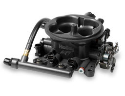 THROTTLE BODY, TERMINATOR HC GREY