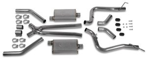 "Hooker 2.5"" Header Back Exhaust System 68-74 Nova"