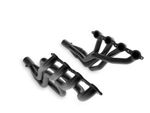 "HOOKER LS-SWAP FULL-LENGTH HEADER - BLACK CERAMIC COATED, 1-3/4"" Collector Size 3"""