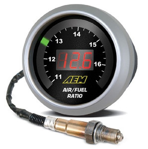 AEM Digital UEGO Wideband Air/Fuel Gauge