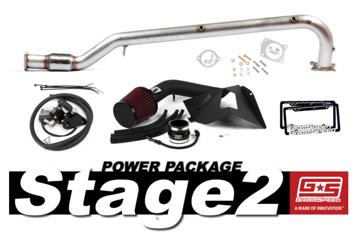 GrimmSpeed Stage 2 Power Package 15+ Subaru WRX - 191011