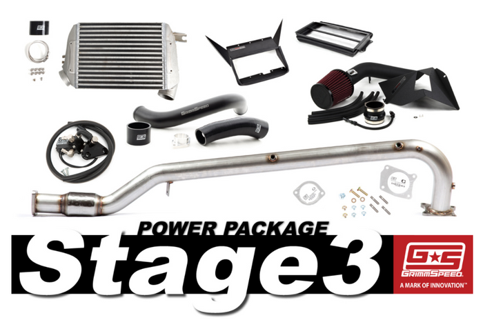 GrimmSpeed Stage 3 Power Package 15+ Subaru WRX - 191012