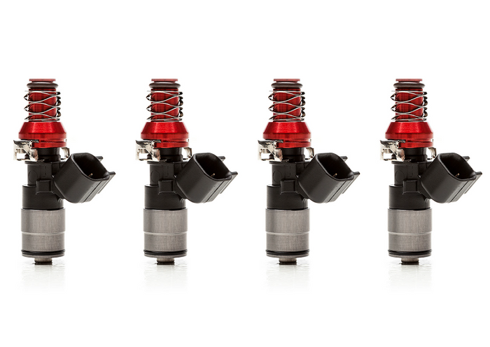 Injector Dynamics ID1700X Top Feed Fuel Injectors for Subaru 02-14 WRX/07-17 STI (1700.48.11.WRX.4)